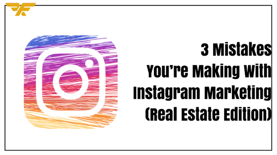 instagram marketing real estate