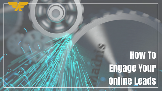 engage your online leads